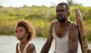 Beasts of the Southern Wild: Dwight Henry (Wink) en Quvenzhané Wallis (Hushpuppy)