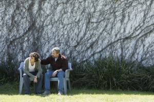 Beautiful Boy: Timothée Chalamet (Nic Sheff) en Steve Carell (David Sheff)