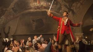 Beauty and the Beast: Luke Evans (Gaston)