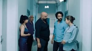 Beauty and the Dogs: Mariam Al Ferjani (Mariam) en Ghanem Zrelli (Youssef)