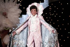 Behind the Candelabra: Michael Douglas (Liberace)