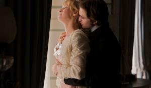 Bel Ami: Uma Thurman en Robert Pattinson (Georges Duroy)