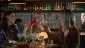 Bella Donna's: Eva Laurenssen (Sasha), Carolien Spoor (Jasmijn) en Kiki van Deursen (Amy)