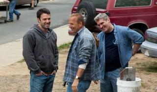 Ben Affleck en Kevin Costner in The Company Men