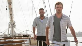 Ben Affleck en Justin Timberlake in Runner, Runner