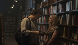 Ben Affleck en Rosamund Pike in Gone Girl
