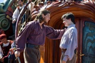 Ben Barnes en Skandar Keynes in The Chronicles of Narnia: The Voyage of the Dawn Treader