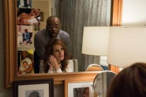 Ben Is Back: Courtney B. Vance (Neal Beeby) en Julia Roberts (Holly Burns)