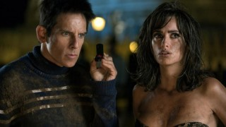 Ben Stiller en Penélope Cruz in Zoolander 2