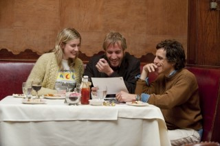 Greta Gerwig en Ben Stiller in Greenberg