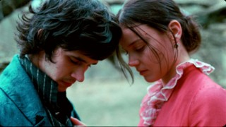 Abbie Cornish en Ben Whishaw in Bright Star