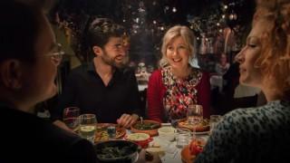 Benja Bruijning en Ariane Schluter in De Matchmaker