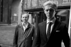 Beyond Words: Andrzej Chyra (Stanislaw) en Jakub Gierszal (Michael)