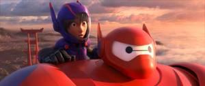 Big Hero 6 filmstill