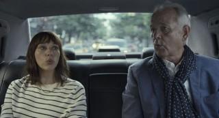 Rashida Jones en Bill Murray in On the Rocks