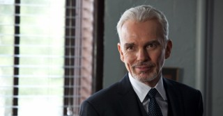 Billy Bob Thornton in The Judge