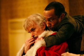 Billy Bob Thornton en Tony Cox in Bad Santa 2