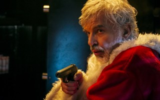 Billy Bob Thornton in Bad Santa 2