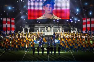 Billy Lynn's Long Halftime Walk filmstill