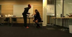 Bittersweet: Lucia Rijker en Diana Prazak