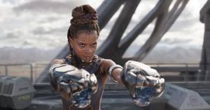 Black Panther 3D: Letitia Wright (Shuri)
