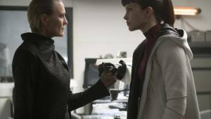 Blade Runner 2049: Robin Wright en Sylvia Hoeks