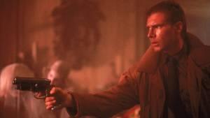 Blade Runner: Harrison Ford (Rick Deckard)
