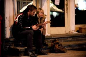 Ryan Gosling (Dean) en Michelle Williams (Cindy)
