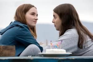 Booksmart: Kaitlyn Dever (Amy) en Beanie Feldstein (Molly)