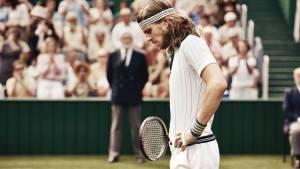Borg/McEnroe: Sverrir Gudnason (Björn Borg)