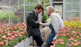 Bradley Cooper en Jeremy Irons in The Words
