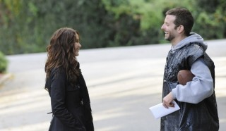 Jennifer Lawrence en Bradley Cooper in Silver Linings Playbook