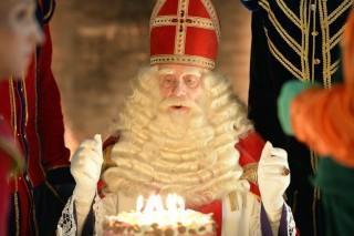 Bram van der Vlugt in De Grote Sinterklaasfilm