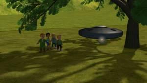 Brandweerman Sam : UFO Alarm (NL) filmstill