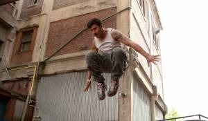 Brick Mansions: David Belle (Lino)
