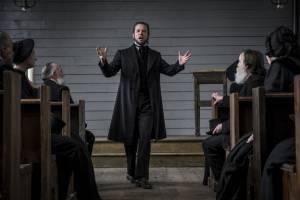 Brimstone: Guy Pearce (The Reverend)