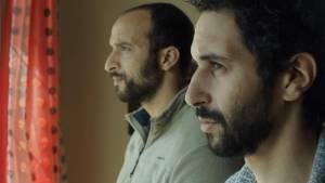 Broeders: Walid Benmbarek (Mourad) en Achmed Akkabi (Hassan)