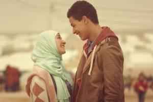Broeders: Ghalia Takriti (Suha) en Bilal Wahib (Yasin)