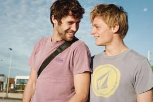 Broers: Niels Gomperts (Alexander) en Jonas Smulders (Lukas)