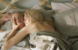 Broken Flowers: Bill Murray (Don Johnston) en Sharon Stone (Laura)