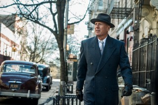 Bruce Willis in Motherless Brooklyn