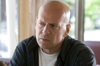 Bruce Willis in Cop Out