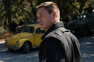 Bumblebee 3D: John Cena (Agent Burns)
