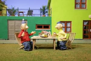 Buurman & Buurman: Hebben een nieuw huis filmstill