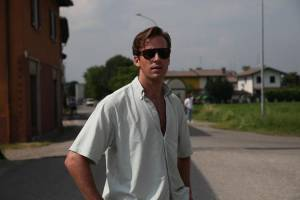Call Me by Your Name: Armie Hammer (Oliver)