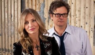 Cameron Diaz en Colin Firth in Gambit (2012)