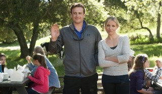 Jason Segel en Cameron Diaz in Bad Teacher