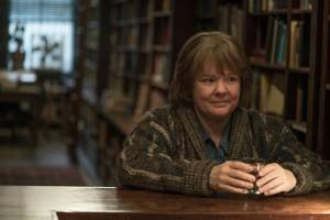 Can You Ever Forgive Me?: Melissa McCarthy (Lee Israel)