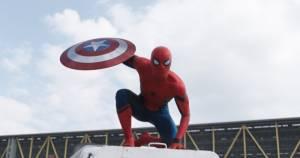 Captain America: Civil War: Tom Holland (Peter Parker / Spider-Man)