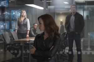 Captain America: Civil War: Scarlett Johansson (Natasha Romanoff / Black Widow)